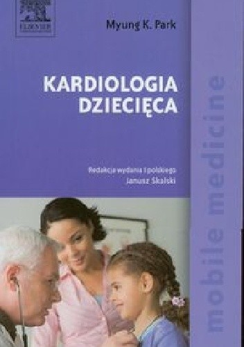 Okładka książki Kardiologia dziecięca