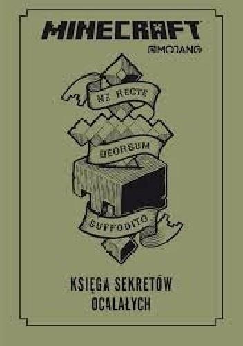 Okładka książki Księga Sekretów Ocalałych