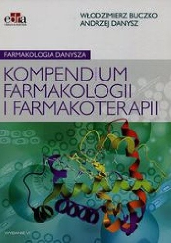 Okładka książki Kompendium farmakologii i farmakoterapii. Wydanie 6