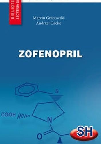 Okładka książki Zofenopril