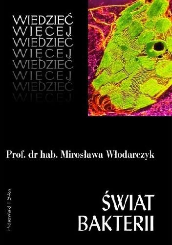 Okładka książki Świat bakterii