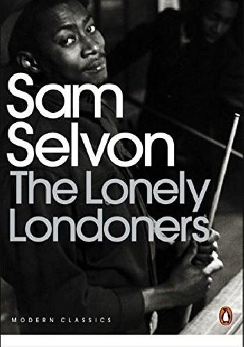 Okładka książki The Lonely Londoners
