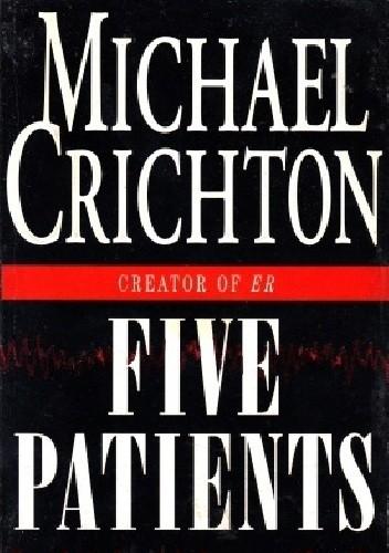 Okładka książki Five Patients