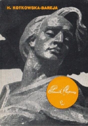 Okładka książki Pomnik Chopina