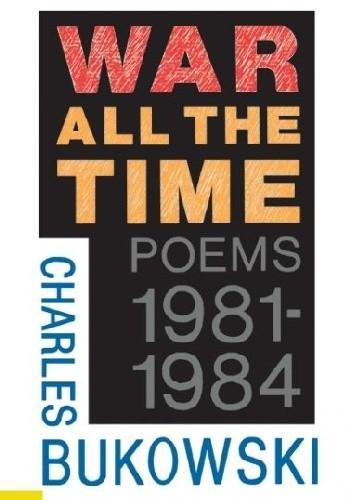 Okładka książki War All the Time
