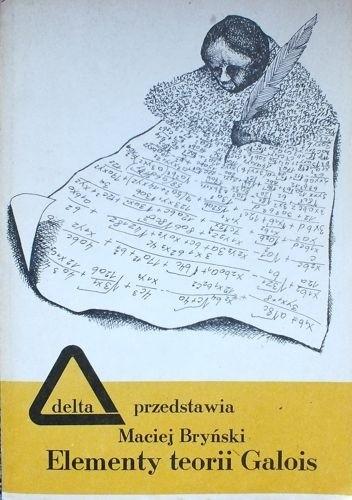 Okładka książki Elementy teorii Galois