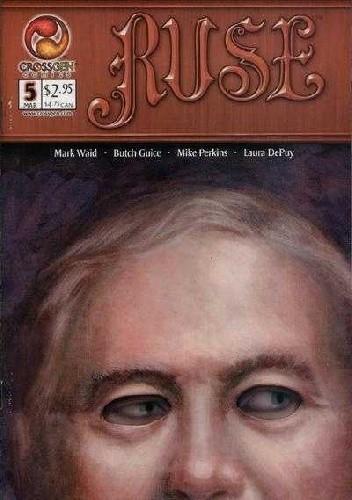 Okładka książki Ruse #5