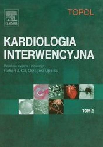 Okładka książki Kardiologia interwencyjna Tom 2