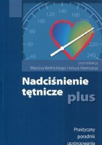 Okładka książki Nadciśnienie tętnicze plus