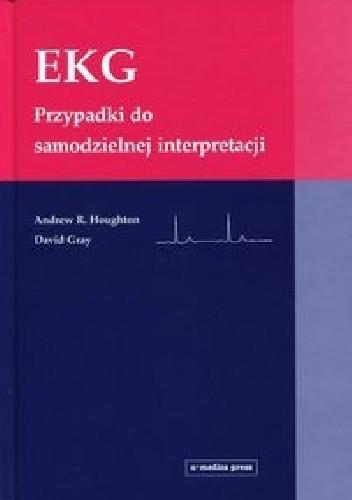 Okładka książki EKG Przypadki do samodzielnej interpretacji