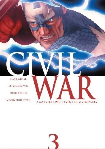 Okładka książki Civil War: Part 3 of 7