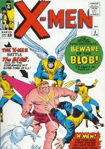 Okładka książki Uncanny X-Men #3