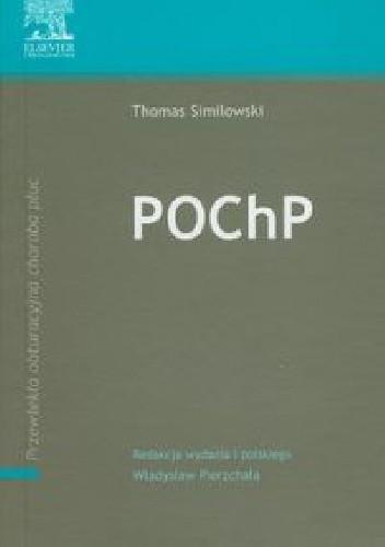 Okładka książki POChP Przewlekła obturacyjna choroba płuc