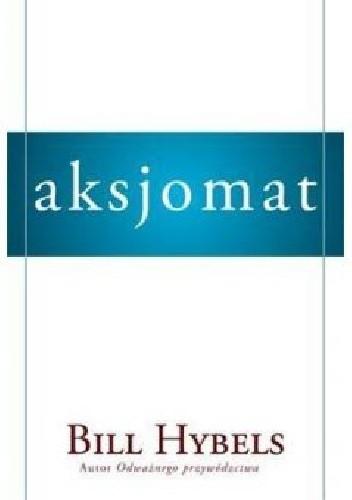 Okładka książki Aksjomat