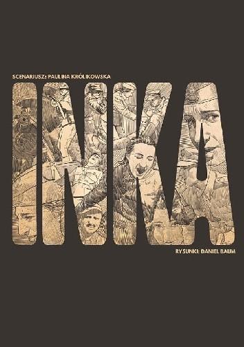 Okładka książki Inka