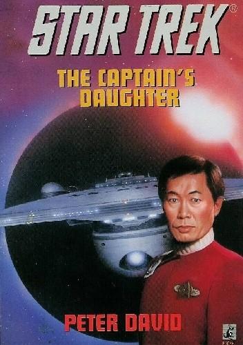 Okładka książki Star Trek: The Captain's Daughter