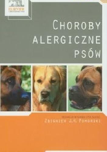 Okładka książki Choroby alergiczne psów