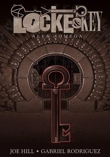 Okładka książki Locke & Key: Alfa i Omega