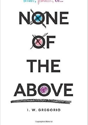 Okładka książki None of the Above