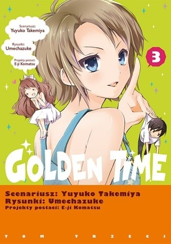 Okładka książki Golden Time 3