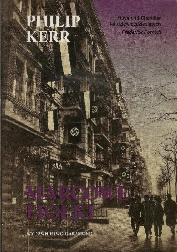 Okładka książki Marcowe Fiołki