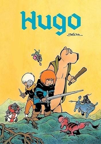 Okładka książki Hugo (wydanie zbiorcze)