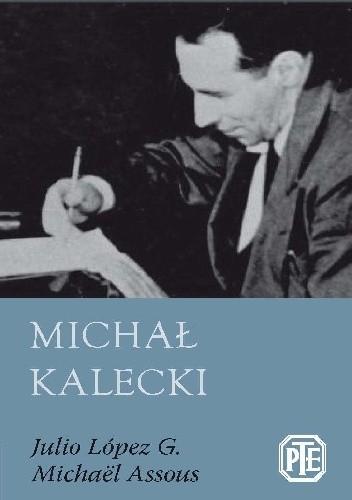 Okładka książki Michał Kalecki