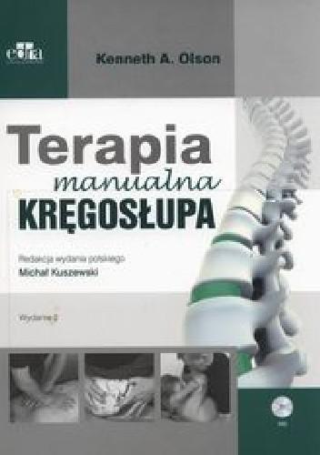 Okładka książki Terapia manualna kręgosłupa