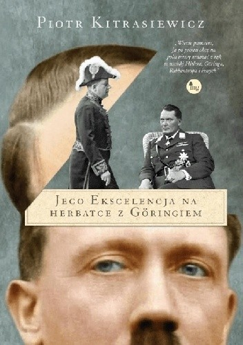 Okładka książki Jego ekscelencja na herbatce z Göringiem