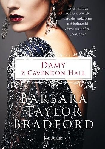 Okładka książki Damy z Cavendon Hall