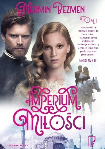 Okładka książki Imperium miłości. Tom 1