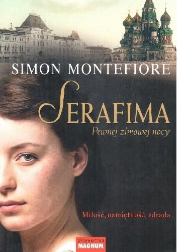 Okładka książki Serafima. Pewnej zimowej nocy