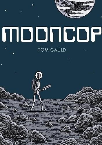 Okładka książki Mooncop