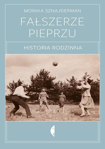 Okładka książki Fałszerze pieprzu. Historia rodzinna