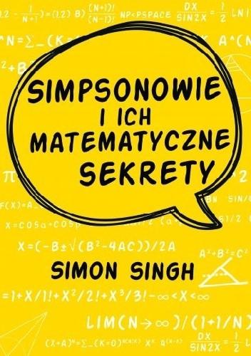 Okładka książki Simpsonowie i ich matematyczne sekrety