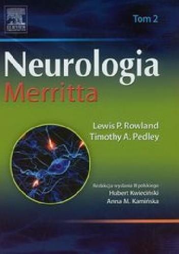 Okładka książki Neurologia Merritta Tom 2