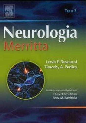Okładka książki Neurologia Merritta Tom 3