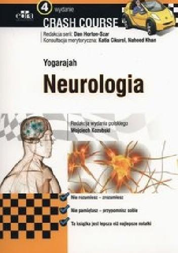 Okładka książki Neurologia Crash Course