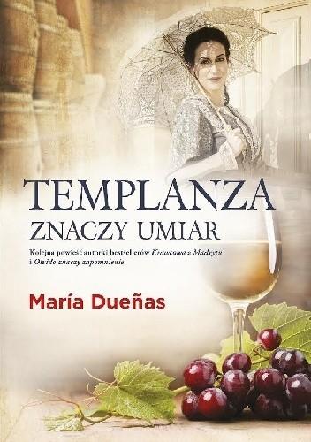 Okładka książki Templanza znaczy umiar