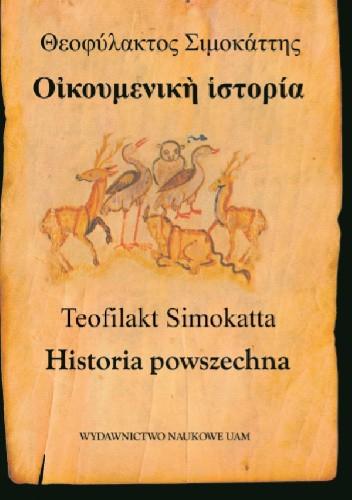 Okładka książki Historia powszechna