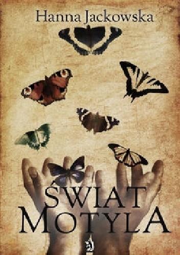 Okładka książki Świat motyla