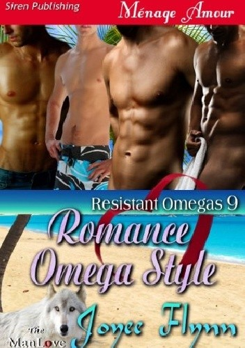 Okładka książki Romance Omega Style