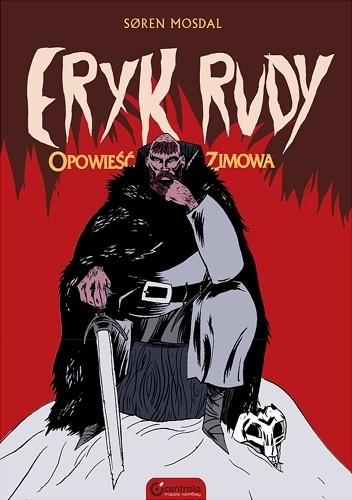Okładka książki Eryk Rudy. Opowieść zimowa