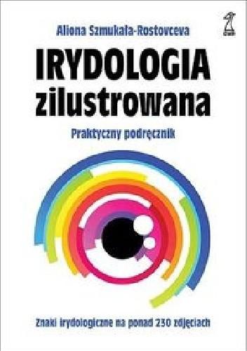 Okładka książki Irydologia zilustrowana
