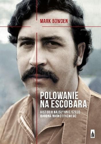 Okładka książki Polowanie na Escobara