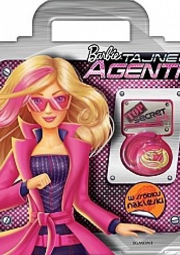 Okładka książki Barbie. Tajne agentki