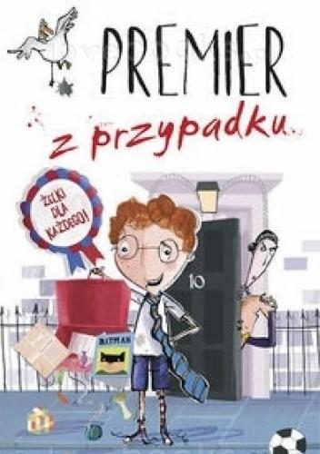 Okładka książki Premier z przypadku