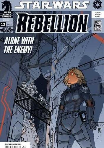 Okładka książki Star Wars: Rebellion #12