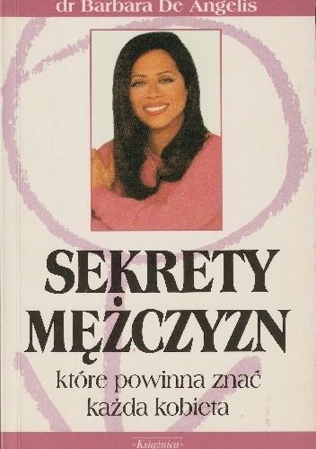 Okładka książki Sekrety mężczyzn które powinna znać każda kobieta