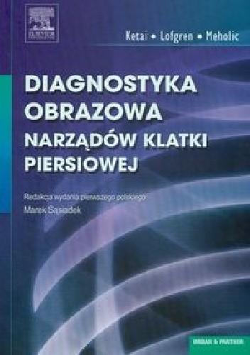 Okładka książki Diagnostyka obrazowa narządów klatki piersiowej